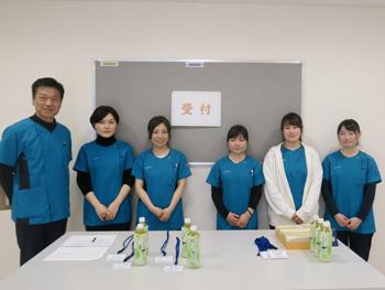 赤門鍼灸柔整専門学校のオープンキャンパス1