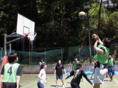 赤門鍼灸柔整専門学校球技大会写真3