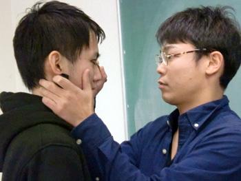 赤門鍼灸柔整専門学校アルバム撮影2