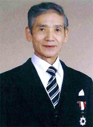 安齋昌弘先生が旭日双光章を受賞されました!