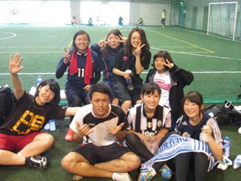 仙台の鍼灸柔整専門学校赤門球技大会開催しました!