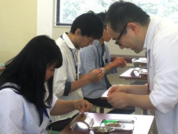 赤門鍼灸柔整専門学校のオープンキャンパス3