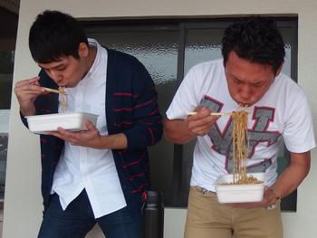赤門祭早食い大会