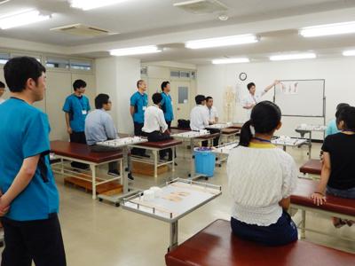 赤門鍼灸柔整専門学校オープンキャンパス_5