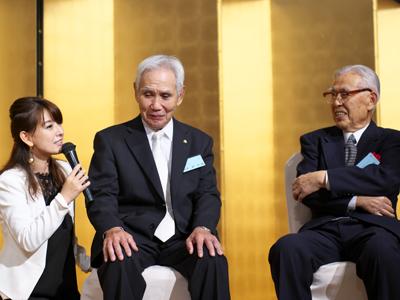昭和30年に卒業生された大先輩へインタビュー